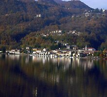 Lake Maggiore by sstarlightss