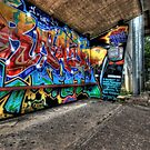 Blaxland Station  by Matthew Jones