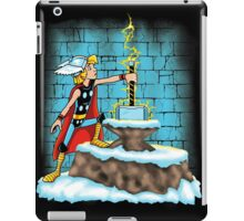 King Ar-THOR iPad Case/Skin