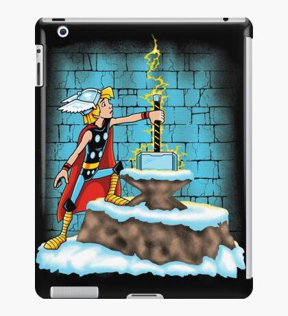 King Ar-THOR iPad Case/Skin
