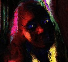 She Waits by RC deWinter