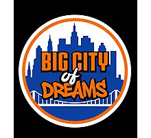 Big City of Dreams Photographic Print