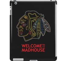 Madhouse Chicago Blackhawks iPad Case/Skin