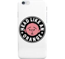 Karl Pilkington - Head Like An Orange iPhone Case/Skin