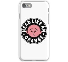 Karl Pilkington - Head Like An Orange iPhone Case/Skin