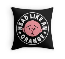Karl Pilkington - Head Like An Orange Throw Pillow