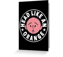 Karl Pilkington - Head Like An Orange Greeting Card