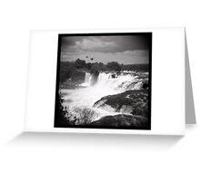 Cachoeira da Velha - Brazil Greeting Card