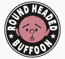 Karl Pilkington - Round Headed Buffoon by Idiot-Nation