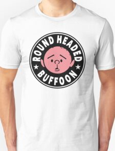 Karl Pilkington - Round Headed Buffoon T-Shirt
