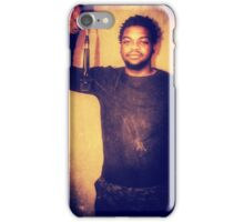 Mic Check by TRUZY iPhone Case/Skin