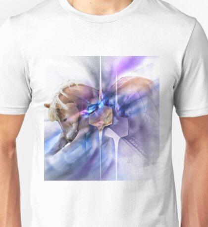 Horse equine animals,wildlife,wildlife art,nature Christian Spirituality Unisex T-Shirt