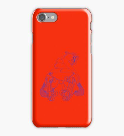 Rollergirl iPhone Case/Skin