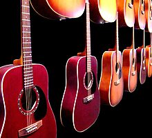 Eleven Guitars © by jansnow