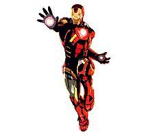 Iron Man Flight Photographic Print