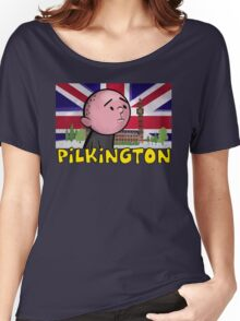 Karl Pilkington - Britains Finest Women's Relaxed Fit T-Shirt