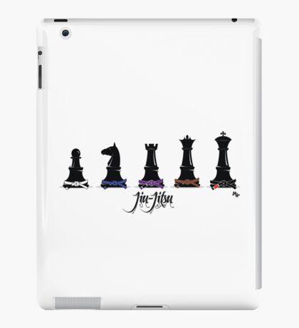 Human Chess iPad Case/Skin