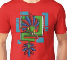 the feathered serpent  Unisex T-Shirt