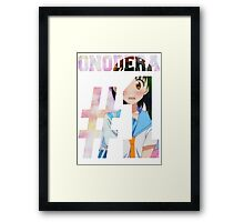 Onodera best girl Framed Print
