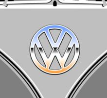 VW split-screen bus Sticker