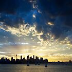 Sydney from Bradleys Head by ScottChapman