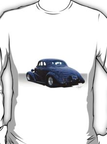 1937 Chevrolet Coupe 'Your View'  T-Shirt