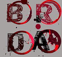 wine stain Brda,  got brda I left my heart in Brda, I love Brda, Powered by Brda, Brda rocks by SofiaYoushi