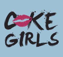 Coke Girls by mccdesign