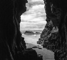 Downhill Cave by Nigel R Bell