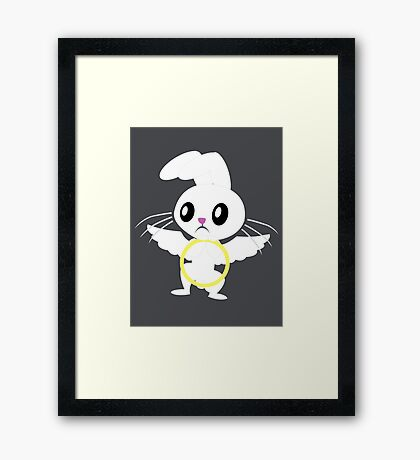 My Little Pony - Angel Bunny Framed Print