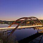 Pennybacker Bridge | Austin, TX by Andy Heatwole