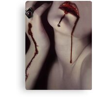 Sanguinary Canvas Print