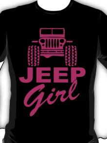 Jeep Girl T-Shirt