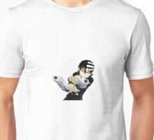 Death The Kid Sticker Unisex T-Shirt
