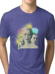 ANGEL _ LADY _ DEVIL Tri-blend T-Shirt
