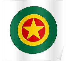 Ethiopian Air Force - Roundel Poster