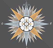 Compass by JulianaMokrejs