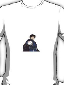 Roy Mustang Sticker T-Shirt