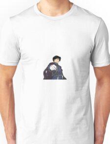 Roy Mustang Sticker Unisex T-Shirt