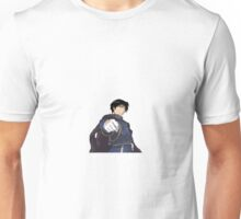 Roy Mustang Sticker Unisex T-Shirt