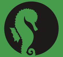 Seahorse moon Baby Tee