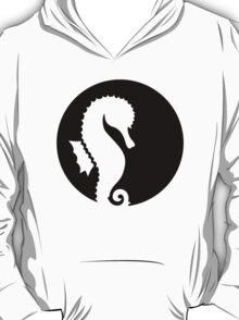 Seahorse moon T-Shirt