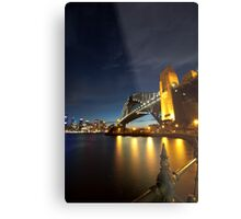 Sydney Harbour Bridge - 5D Mk II Metal Print