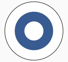 Finnish Air Force - Roundel One Piece - Short Sleeve