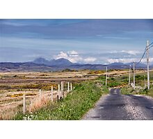 Islay: The Distant Hills Photographic Print