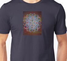 lotus on reflections Unisex T-Shirt