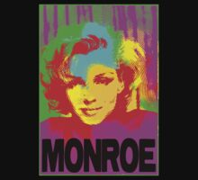 A Minor Monroe Tribute by Beau Tobler