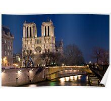 Notre Dame, Paris Poster