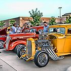 Hot Rod Classics by Dyle Warren