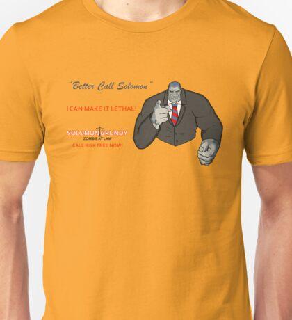 Better Call Solomon Unisex T-Shirt
